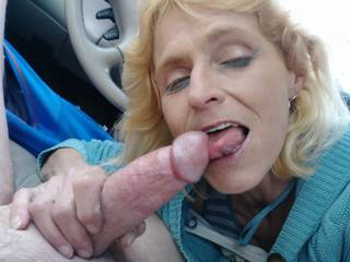 2 packs of cigarettes gets you a blowjob(3 packs to stick) I guess her boyfriend don\'t have money for cigarettes (I do)