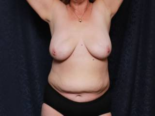 Some bbw titties and panties for you. Hope you like x