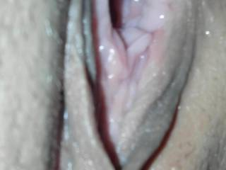 this juicy pussy.... After fucking session