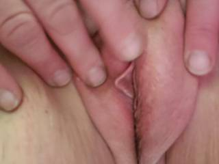 Just shaved