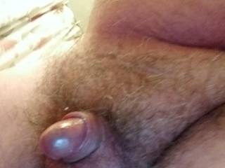Out of his foreskin 2