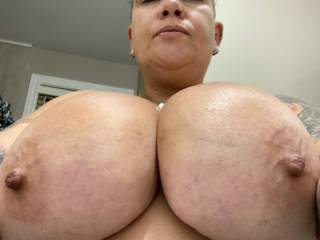 20 minutes after she sent me this picture...they were covered in cum!