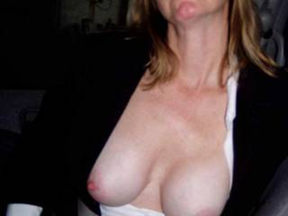 love to wank off over your tits