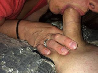 I would love to experience your skilled cock sucking