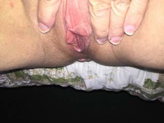 mmmmm id luv to taste n suck on ur sweet pussy. wish i could slide my cock between ur beautiful lips. got me so hard