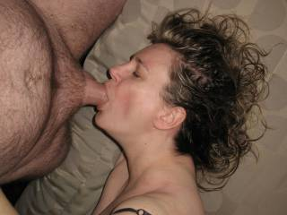 That is so stinking hot what a gret feeling I mean pic