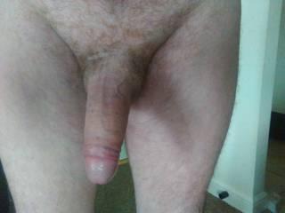 my cock again when it had hair a long time ago.