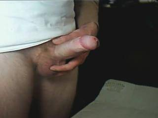 Hello the best cum film I ever saw. Thanks for the good film. You are great. I am nor gay but it is great to watch you, I tried it too in the way you did , but no succes 6 or 7 big ropes of cum in a few seconds !! gr. Armani
