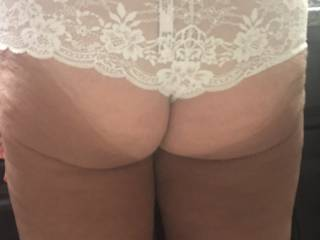 My wife's sweet ass.