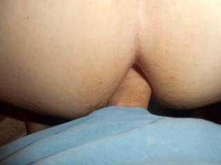 her ass was horny