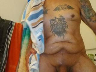 I have to get the old beer belly tamed, my cock wants to bounce. With a rowdy zoigers