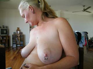 love your tits, would suck those till you explode lol, while playin with yr pussy