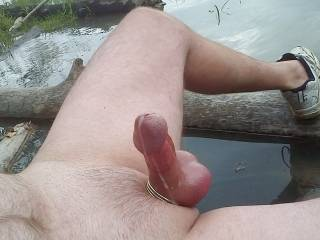I would have loved to suck on your cock and swallow all of the cum I could get out of it.  Mmmmm, nice cum shot....that looks so hot.  MILF K