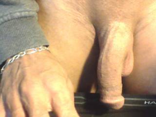 but shaved....and I love shaved cock