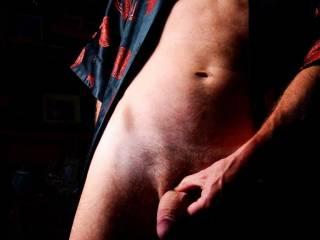 morning sun cock in hand wishing that hot cynthia will cum and disrobe me