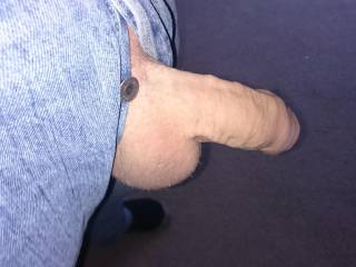 Just had to get my dick out this morning for a little pre-work fun!  Would you like to join in?