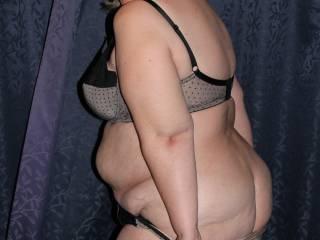 A quick peek at my bbw butt x