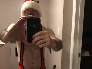 So excited for an early Christmas suck and fuck session. Can you do me real good?