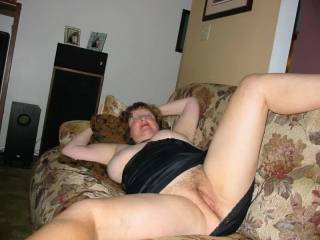 time to show the hot wet pussy of my 53yro bbw.   I\'d love to see her pussy filled with the cum of 2 or 3 different men.