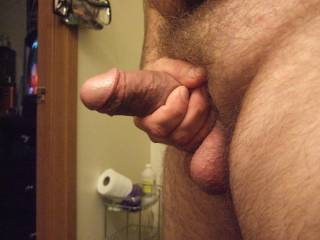 If I holded your cock it wouldn't be limp... :)
