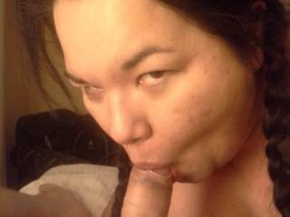 Gid I wish I could fuck her myself while she's sucking cock