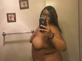 She\'s hungry for white cock and wants to know when I\'m fucking her...