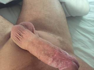 Morning wood.  Who wants to join?