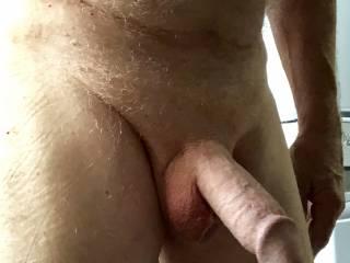 Stiff penis, what to do?