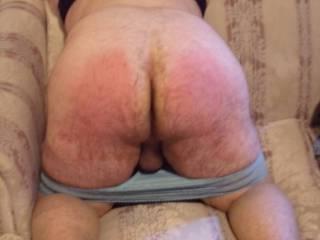 good old spanking