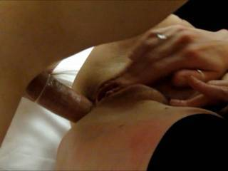 in motel enjoying a new friend, fucking good for a long time ... a nice long cock and gets fucked even enjoying both, then together with my wonderful husband, a good double penetration to enjoy even more