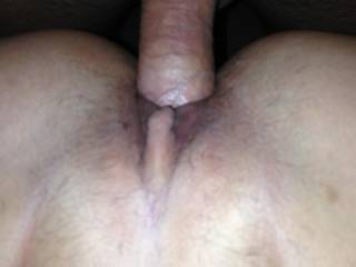 I have to say, lucky man, i am hard fdom this pic. I would love to put my mouth over her clit and your cock together, licking and sucking till gou both cum hard, mixing your cream for me.