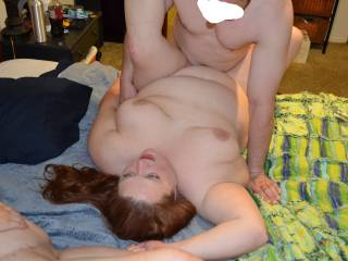 Nice big tits, love them. xxxxxxxx