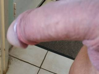 Getting myself ready for a nice wank or maybe you could do it for me