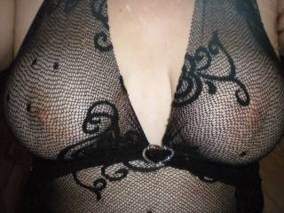 my wife\'s sexy tits