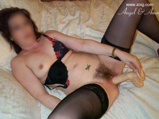 Love a lady that plays with herself. LOVE your hairy pussy. Nothing sexier.