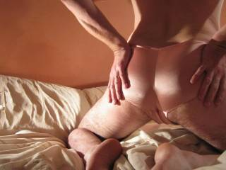 Love to tickle your balls from behind with my cock then tease off those silky tight panties giving me an entry to your heavenly asshole so I can make you come as I wank your cock while fucking you hard ! Love,holden xxxxx.