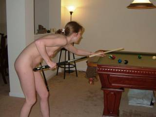 Just a game of pool