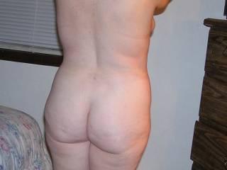 My wife has a huge beautiful ass