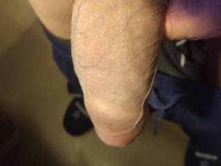 just showing Mr. Veiny