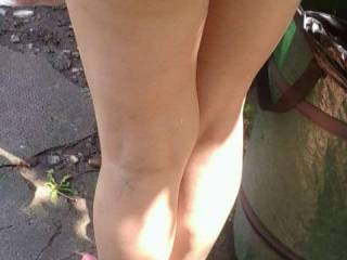 hot wife legs and toes