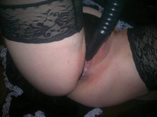 Knowing hubby wanted to fuck me i thought id tease him a bit longer