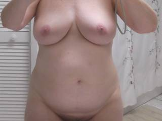 There is NO way your 60! You don't even look 40...I don't like I LOVE it! I just REALLY wish he shared you, I was searching your pics to find a full body pic and here it is! Your one Gorgeous MILF! It is my biggest fantasy to fuck a woman twice my age...If I could fuck her bareback to a orgasmic cream pie it would be completely fulfilled...I wanna pump my young fertile seed in as deep as I can inside you attempting to fill your sexy milf stomach...What do you think about that?  XoxO  Deep.Throat.Her.
