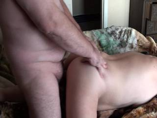 damn good fucking and unloading on her hot ass