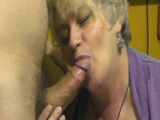 Oh, i wish she would suck my cock and use more teeth on it. The thrill makes me so hard *nibble*