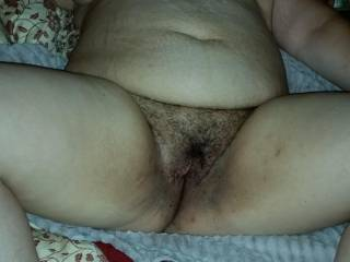 She loves to spread her legs for hard thick cock