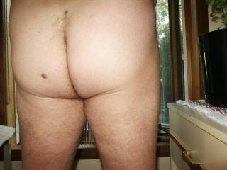 My butt for Mrs Johnson to spank ;)
