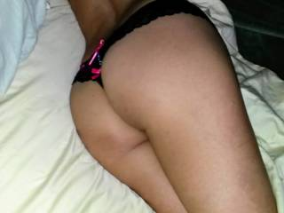 Sexy little panties on asian gf... want sum?? ;-)~