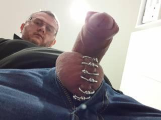 Pierced, cock, balls