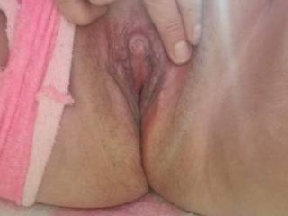 Looking forward to loading this hot pink pussy with cum