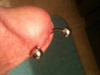 OMG your smooth cock head is so mouthwatering... I want to suck it so badly!!!